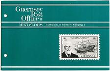 Guernsey 1983 Golden era Of Shipping I MNH Presentation Pack #C40461