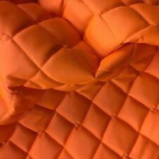 QUILTED FABRIC Waterproof Pet Bedding Coats Bags Dress Upholstery Outdoor 150cm