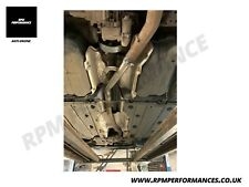 Audi S3 8v Hatch,Saloon,Sportback Anti Drone Resonator Delete (Res Delete) Centr