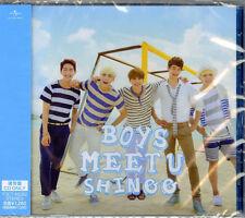 SHINEE-BOYS MEET U-JAPAN CD C15