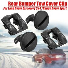 Pcs Rear Bumper Tow Cover Clip Towing Eye Trim For Land Rover Discovery 3