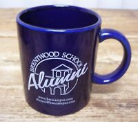 Brentwood School Alumni Blue Coffee Mug Cup