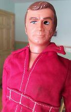 Vtg 1975 Kenner Six Million Dollar Man Action Figure Doll Steve Austin Bionic 13
