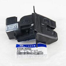 Hyundai Kia Latch Assembly Tail Gate Part# 81230 A5000 Genuine OEM