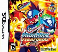 megaman  Mega Man Starforce Leo (Nintendo DS)  new&sealed