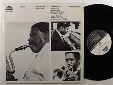 CECIL PAYNE Zodiac (The Music Of Cecil Payne) STRATA-EAST LP promo