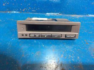 Saab 9-5 SID 2 Information display LCD screen P/N 5263249