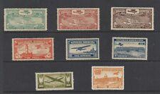 Dominican Republic 1930s - 1940s Mint Airmail Lot, SCV $40+
