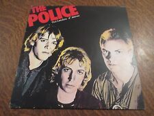 33 tours THE POLICE outlandos d'amour