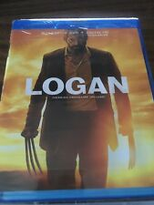 Logan Blu-Ray Brand New Factory Sealed 3-DIsc Edition Noir Verison Wolverine