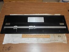 """Mahr No.24 Z Centri-Meter Center Distance Gage 1/1000"""" USED IN EXCELLENT COND"""