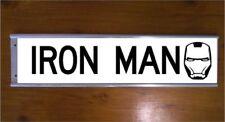 Iron Bar Signs