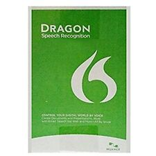 Nuance Dragon Naturally Speaking Home 13 Brand New