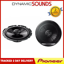 """PIONEER TS-G1720F G-series 17cm  6.5"""" Inch 2-Way Coaxial Car Speakers 600W Total"""