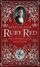 The Ruby Red Trilogy: Ruby Red 1 by Kerstin Gier (2011, Hardcover)