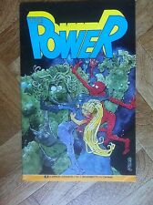 THE POWER #2 DAVE COOPER AIRCEL COMICS VF/NM (W1)