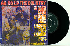 "CANNED HEAT CLASSIC ""Going up the Country"" 1968 DUTCH PSYCH PS 7""/45"
