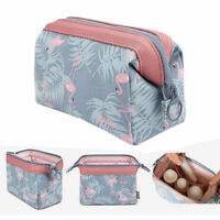 Travel Cosmetic Makeup Bag Portable Toiletry Case Wash Pouch Organizer Storage