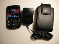 "BlackBerry Bold 9650 2.44"" 512Mb (Unlocked) Smartphone - Black (Used)"