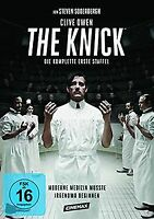 The Knick - Die komplette 1. Staffel [5 DVDs] | DVD | Zustand gut