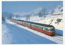 CPA PK AK  TRAIN CHEMIN DE FER LOCOMOTIVE D' EUROPE SNCB-SNCF-RAI-TEE D.B.