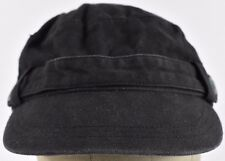 Black Roxy Military Style Quicksilver Brand Cadet hat cap Adjustable strap
