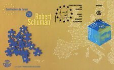 Spain Architecture Stamps 2020 FDC Robert Schuman Architects of Europe 1v Set