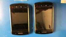 Blackberry Storm 9530 Not Turning On Black Phone for Parts Only!