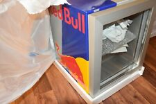 Brand New Old Stock Red Bull Mini Refrigerator Counter Top Eco Cooler Fridge Nib