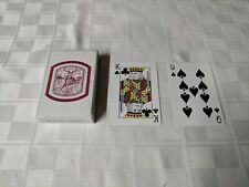 August Schell Brewery Plastic Coated Playing Cards - New Ulm, Mn