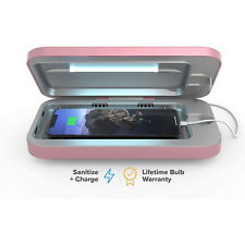 OFFICIAL PhoneSoap 3 UV Sanitizer/Charger–Kills 99,9% Viruses/Bacteria/Microbes