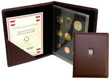 Austria Euro Proof Set 2007 - Inc. €2 CC (Treaty of Rome) Case & COA 20,000 Issd
