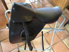 Vintage A Barnsby & Sons Standard English Saddle