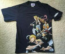 Vintage Ripple Junction Shonen Jump Bleach T-Shirt japanese anime Dragon Ball Z