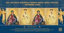 FS 4852 mini sheet  Coronation of the Image of Our Lady of Trakai Poland MNH