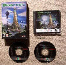 Bioscopia - PC / MAC  Adventure / Educational Game
