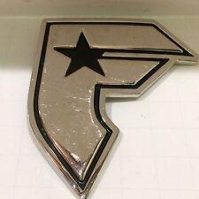 Famous Stars & Straps Belt Buckle Punk Rock F blink-182 Drummer Travis Barker