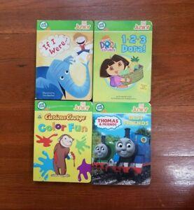 LEAPFROG TAG JUNIOR 4 Assorted Board Books