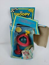 Aviva Snoopy Gyroscope Unused New in Box Schultz Charlie Brown Free Shipping