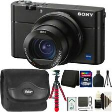 Sony Cyber-shot DSC-RX100 VA Digital Camera Black + Complete Accessory Kit