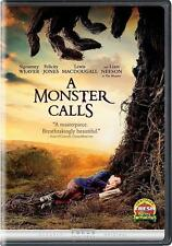 A Monster Calls (DVD,2017)*Fantasy* Drama  BRAND NEW SEALED