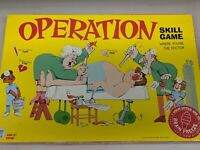 Operation Skill Game - Where You're The Doctor - by Milton Bradley 2003