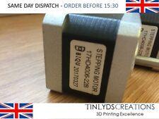 Nema 17 motor paso a paso dos fases 4 cables 1.8 grados 17HD34008-22B RAMPS 1.4 Cable C/W