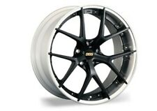 BBS JAPAN RI-S 20x9.0J +26 5x120 (RI-S001) Matt Black set of 2 Wheels from JAPAN