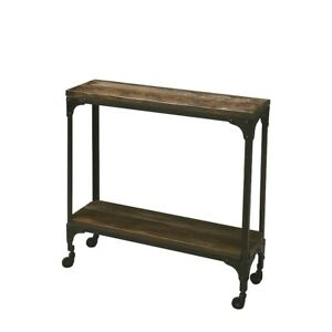 Butler Gandolph Industrial Chic Console Table, Mountain Lodge - 2873120