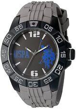 U.S. Polo Assn. Sport Mens Analog Display Quartz Grey Watch