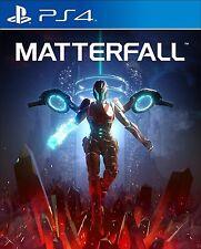 MatterFall HK Chinese/English subtitle PS4 NEW