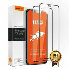 11D Glas iPhone 11 11 Pro Max X XR XS MAX Panzerfolie Full Display Schutzglas 9H