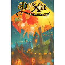Dixit Board Game Memories Sets Cards Education Game Easy Play Chinese Version