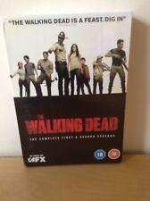 NEW - The Walking Dead - Season 1-2 [DVD]